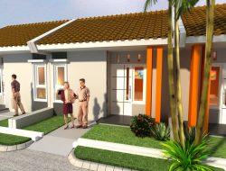 Contoh Desain Rumah Minimalis Type 21 Untuk Keluarga Kecil