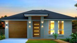 Contoh Rumah Minimalis Sederhana Type 36 Untuk Keluarga Baru
